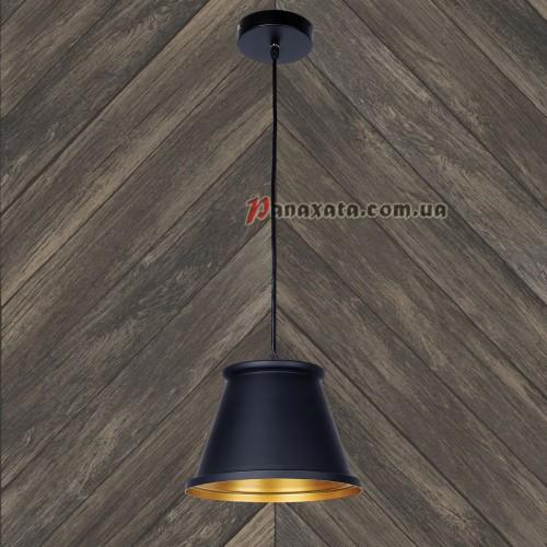 Люстра подвесная Loft 720P81448-1 черная