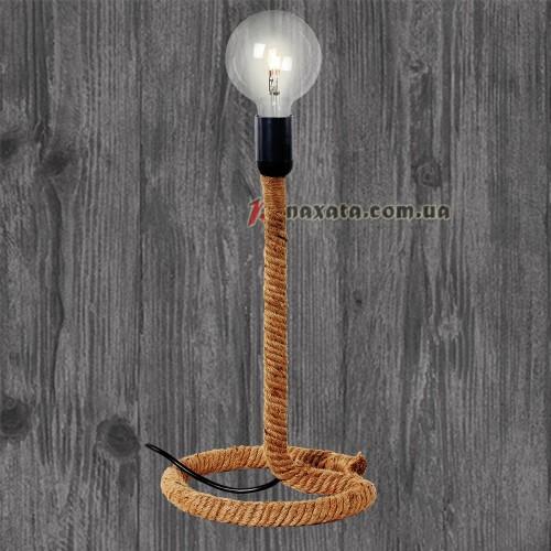 Лампа настольная Rope Loft 720T80606-1