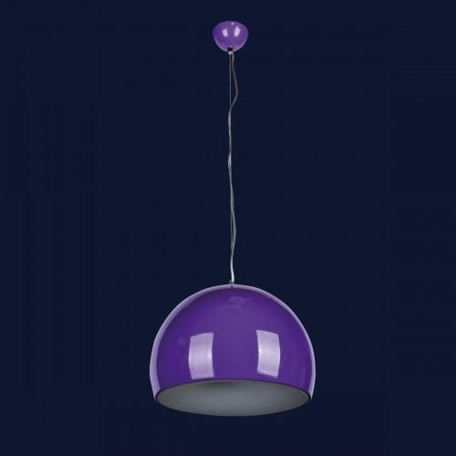 ЛЮСТРА ПОДВЕСНАЯ 720LK80052-3 фиолетовая