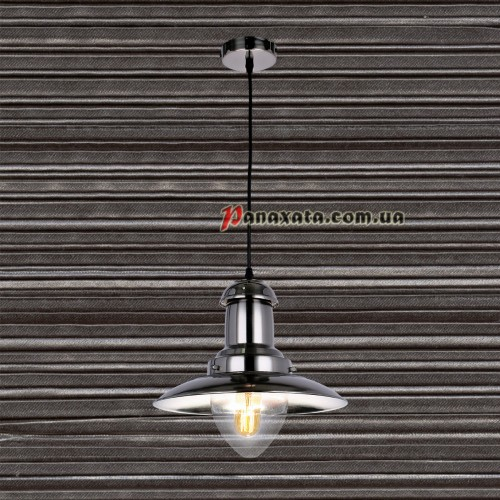 Люстра подвесная Loft 750MD23161-1 хром-сатин