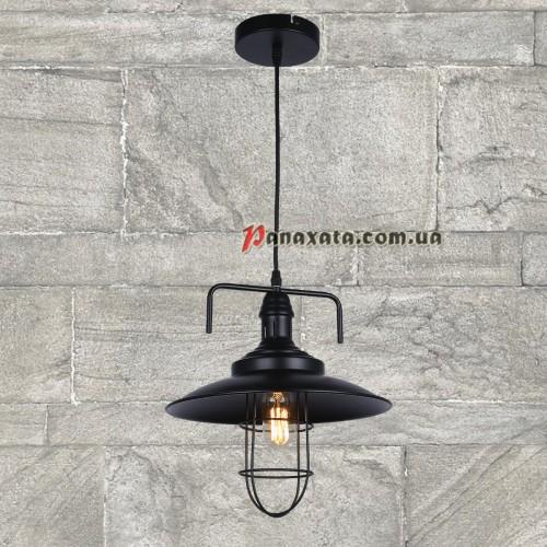 Люстра подвесная Loft 750MD23167-1 черная