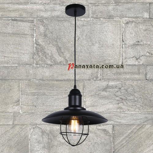 Люстра подвесная Loft 750MD23169-1 черная