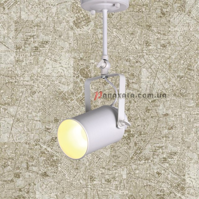 Светильник подвесной Loft 7521207A-1 WH