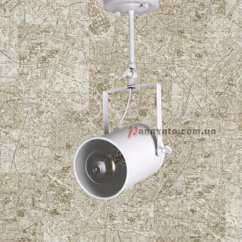 Светильник подвесной Loft 7521208A-1 WH