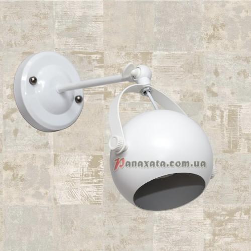 Светильник подвесной Loft 7521209A-1 Wh GU10