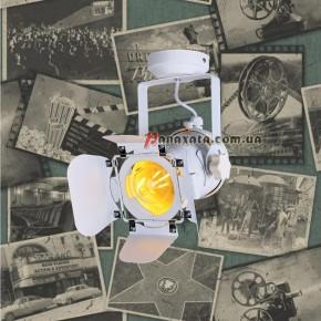 Прожектор потолочный 75218 WH белый