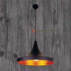 Люстра подвесная Loft 7528321-1 черная