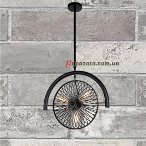 Светильник подвесной Loft 7529016-3 черный