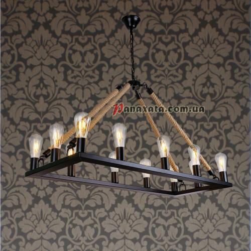 Люстра подвесная Loft 7529361-12