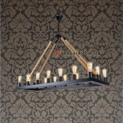 Люстра подвесная Loft 7529361-16
