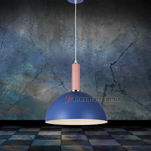 Люстра подвесная Loft 7529514-1 indigo-rose (d350)