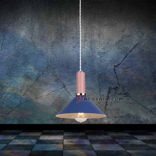 Люстра подвесная Loft 7529515-1 indigo-rose (d260)