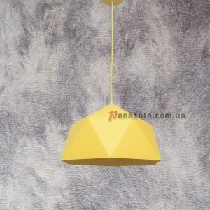 Люстра подвесная Loft 7529521 yellow