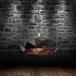 Люстра подвесная Loft 7529522 black