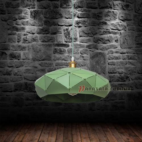 Люстра подвесная Loft 7529522 green