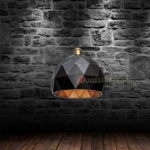 Люстра подвесная Loft 7529523 black