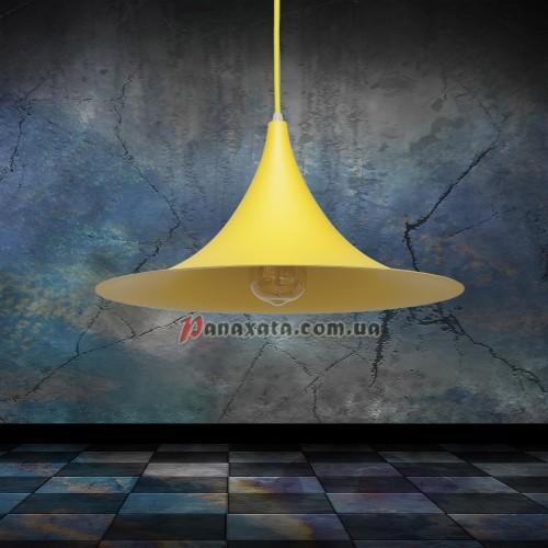 Люстра подвесная Loft 7529519-1 yellow