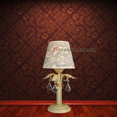 Лампа настольная 755MK30000T-1 CRM+GLD