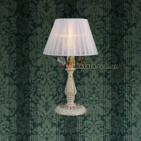 Лампа настольная 755MK30027T-1 WT+FGD