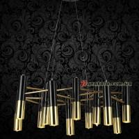 Светильник подвесной Loft Estafet-12 Bk