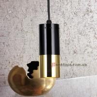 Светильник подвесной Loft Estafet-1 Bk