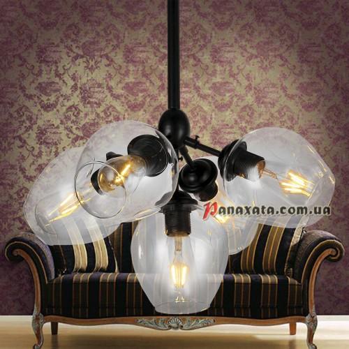 Люстра Loft Bouquet 66005-5 Bk