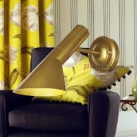 Бра настенная Loft HummingBird золотая