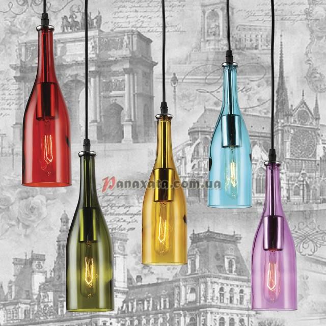 Подвес потолочный Color Bottle