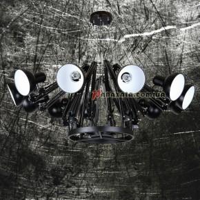 Светильник подвесной Loft 75990290-12 BK