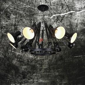 Светильник подвесной Loft 75990290-9 BK