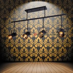 Светильник подвесной Loft 759Y6040-4 BK