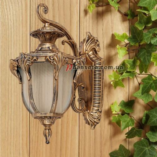 Уличный светильник 760DJ075-M-W4 GB E27 250х310х435мм