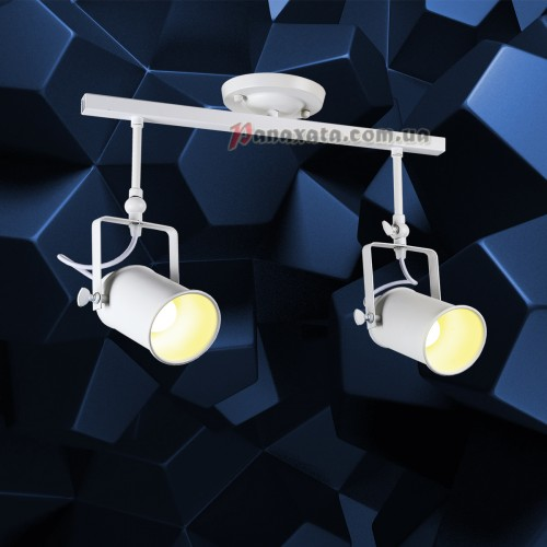 Светильник подвесной Loft 761SD02-2 WH