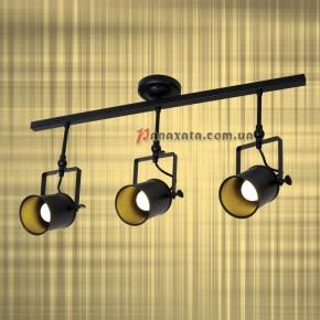 Светильник подвесной Loft 761SD03-3 BK