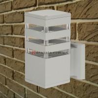 Уличный настенный светильник 767L5162-WL-1 серый