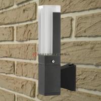 Уличный настенный led светильник 767L533-WL-1 черный