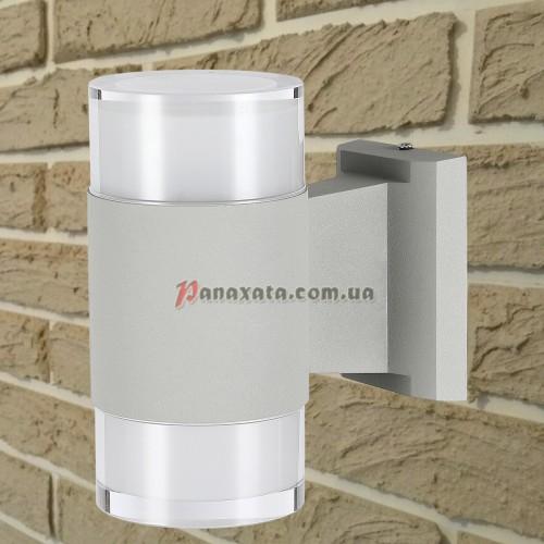 Уличный настенный led светильник 767L540-WL-2 серый