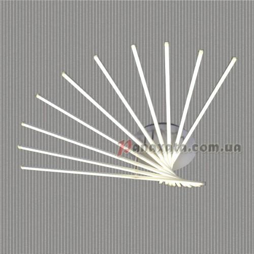 Люстра потолочная LED 801L7095+10 WH