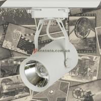 Спот потолочный трековый LED 901COB-012 белый