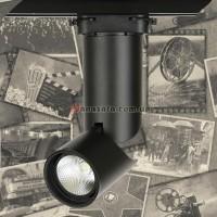 Спот потолочный трековый LED 901COB-1120 черный