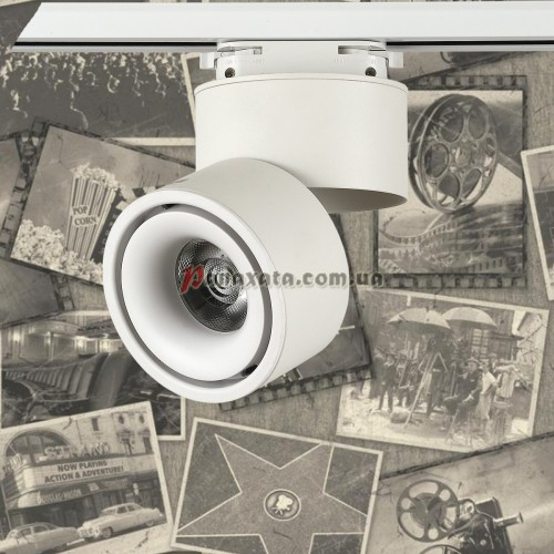 Спот потолочный трековый LED 901COB-2912 белый