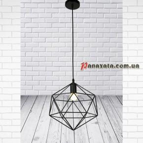 Светильник подвесной Loft 910022-1 черный