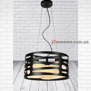 Светильник подвесной Loft 910027-3 черный