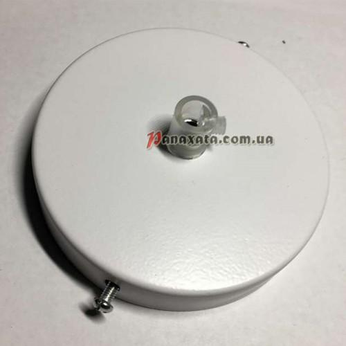 Основание АМР круг 100мм white