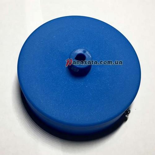 Основание АМР круг пластик 100мм blue