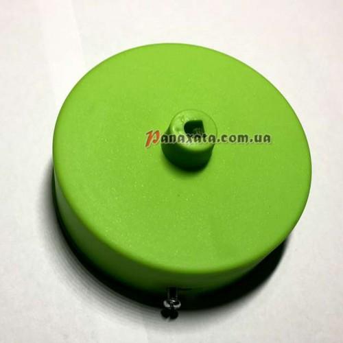 Основание АМР круг пластик 100мм green