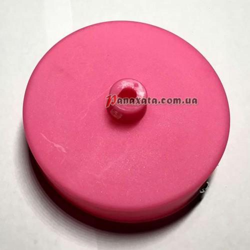 Основание АМР круг пластик 100мм pink