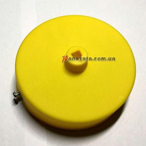 Основание АМР круг пластик 100мм yellow