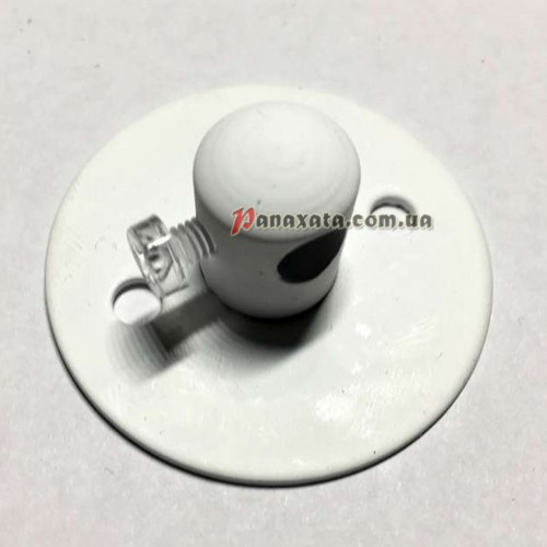 Крепеж потолочный 45мм white