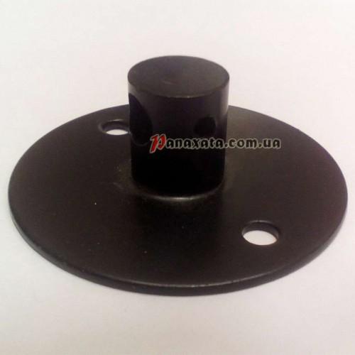 Крепеж потолочный 45мм black